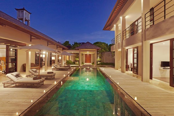Villa Teana - Villa de 4 dormitorios en Jimbaran