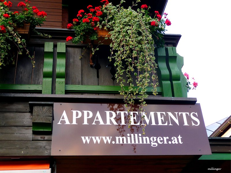 Millinger Appartements 2 – semesterbostad i St. Ulrich am Pillersee