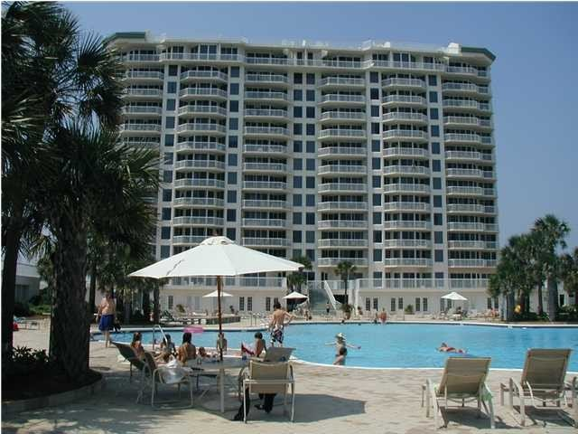 The St. Croix Tower at Silver Shells -  Beach Front Unit With Views of the Pool & The Gulf
