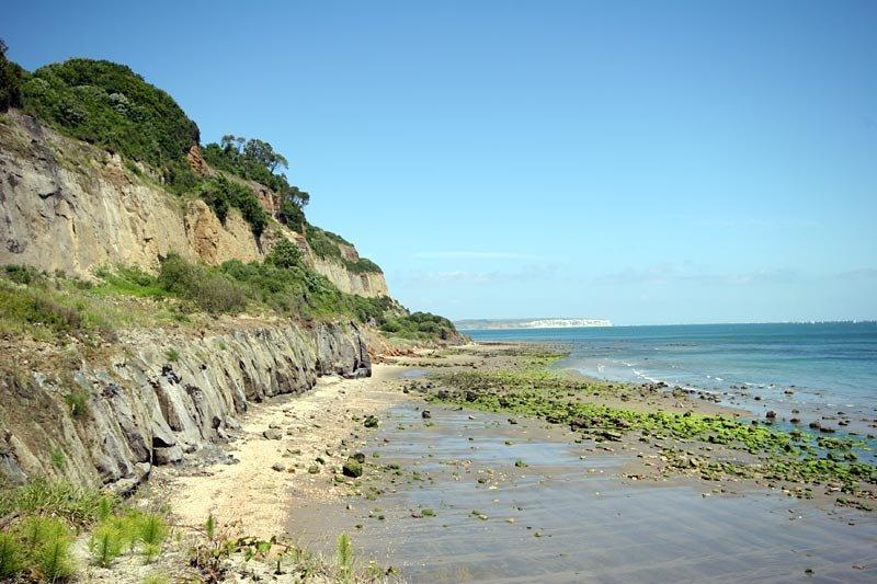 Luccombe Bay sólo 10 minutos andando