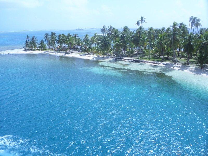 San Blas Panamá charter in catamaran Cush Guna Yala, holiday rental in Guna Yala Region