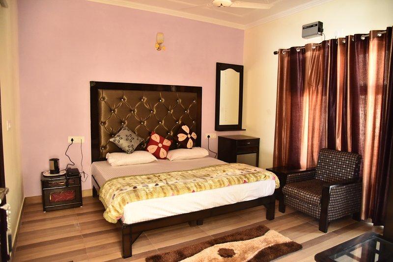 Hotel Vishla Palace- Standard Rooms, holiday rental in Tapovan