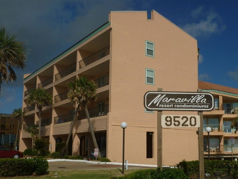 Maravilla is conveniently located at 9520 Seawall Boulevard in Galveston