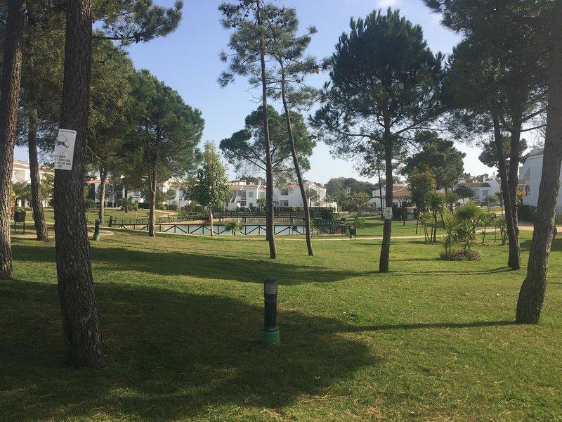 Apartamento Hacienda Golf Islantilla, alquiler de vacaciones en Islantilla