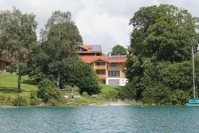 Chalet SEE-IDYLL - Garten-Chalet, holiday rental in Dietringen