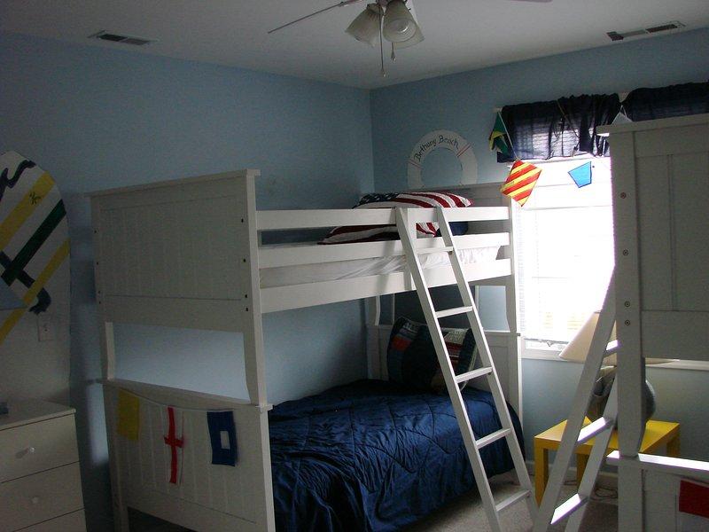 Bunk Bed Room 2nd Floor