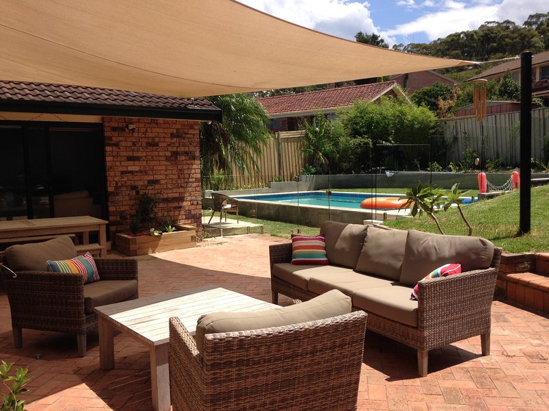 Northern Beaches family house, holiday rental in Forestville