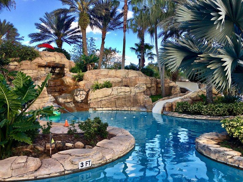 Reunion Resort Water Park diapositive