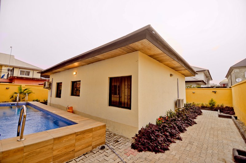 1 bedroom vacation home in vgc has shared outdoor pool - Summer house with swimming pool review ...