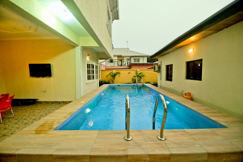 Casabella homes in VGC, Lekki - 2 bedroom, vacation rental in Lagos State