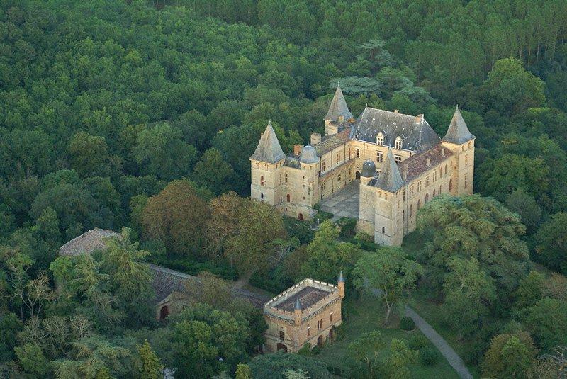 Dans le parc du château !, vacation rental in Aubiet