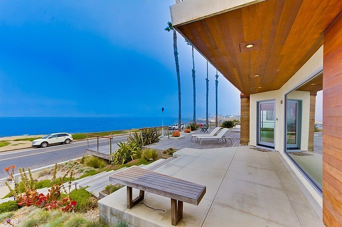 VILLA SUNSET MODERN - SPECTACULAR OCEANFRONT HOME, holiday rental in San Diego