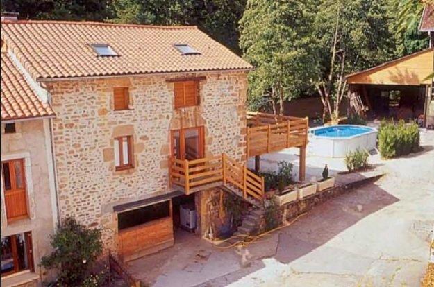 Gîte moulin de la Villette, vue sur rivière, vacation rental in Saint-Sornin-Leulac