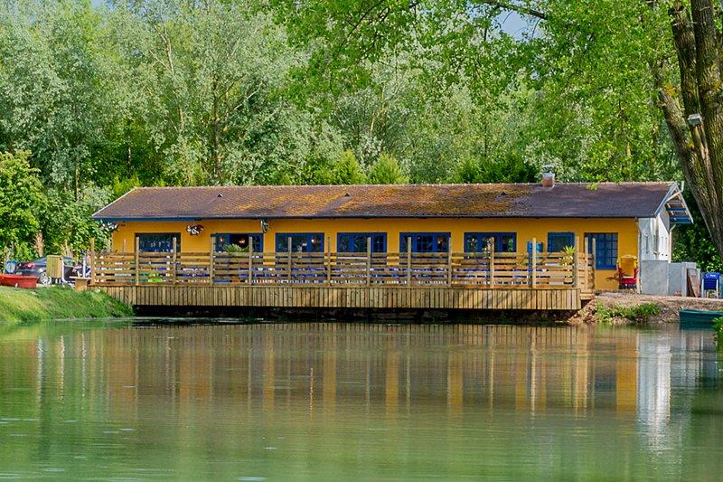 La Brasserie des étangs.