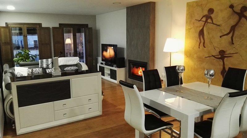 Apartamentos Sir Galahad, alquiler de vacaciones en Extremadura