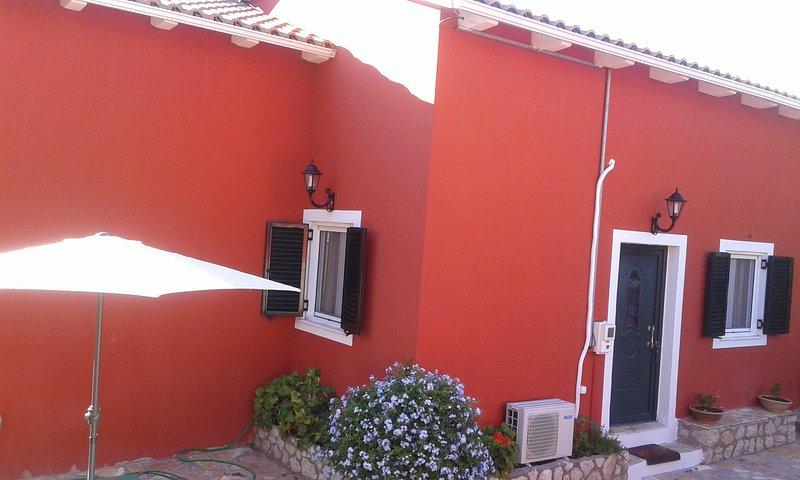 VILLA CLEO, aluguéis de temporada em Lefkada Town