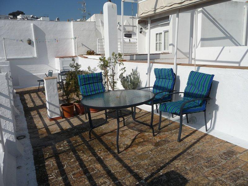 Casa Sol, location de vacances à Vejer de la Frontera