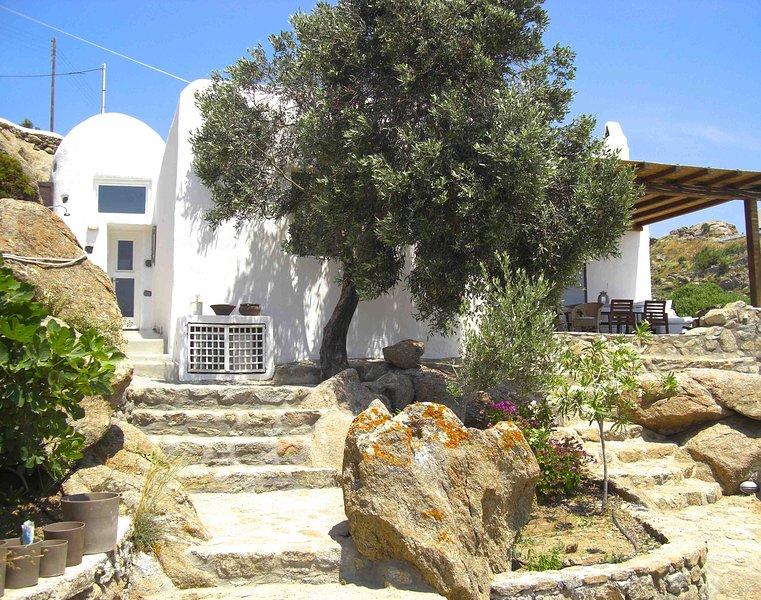 Mykonos Paranga Villa, casa vacanza a Platys Gialos