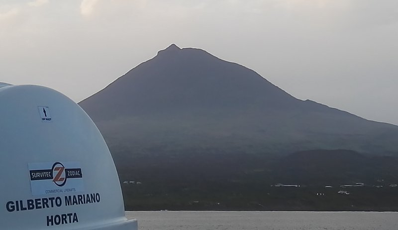 Outdoor activities - Ferry Travel to Pico and S. Jorge islands