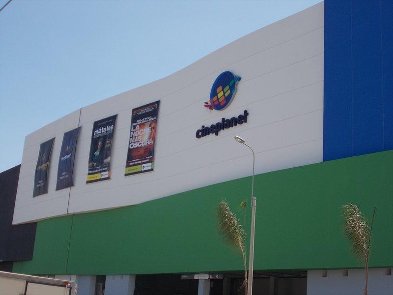 Cinemas do Shopping La Rambla.
