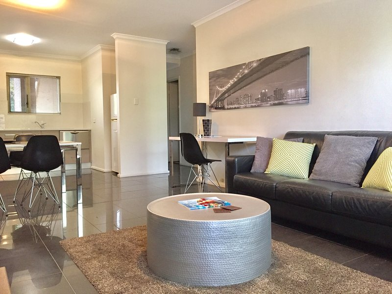 1 BR Apartment - Archer St, North Adelaide, holiday rental in Greater Adelaide