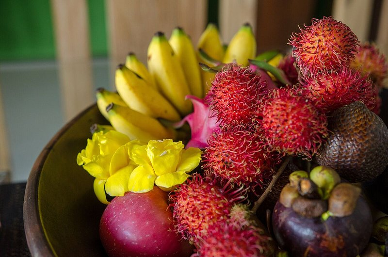 Balinese fruits