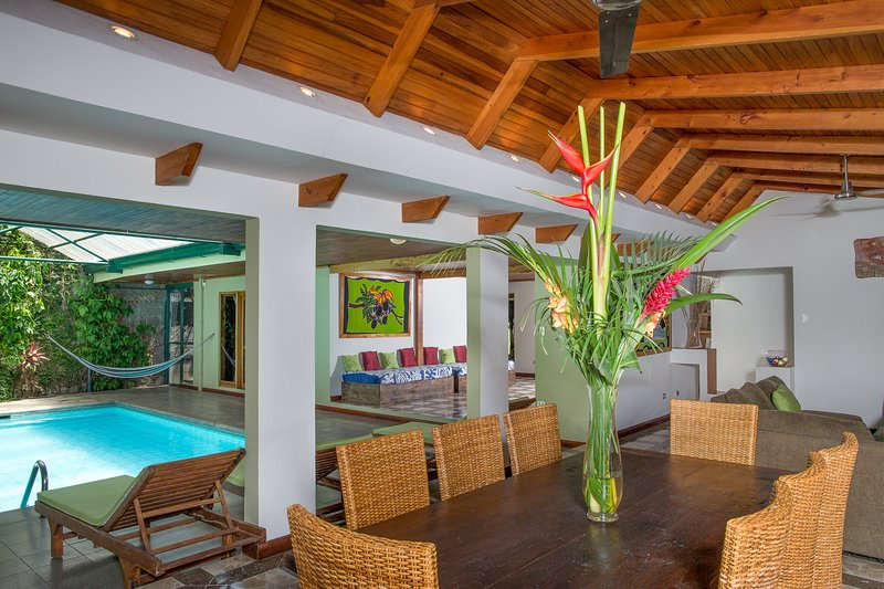 Casa Peces, holiday rental in Santiago de Puriscal