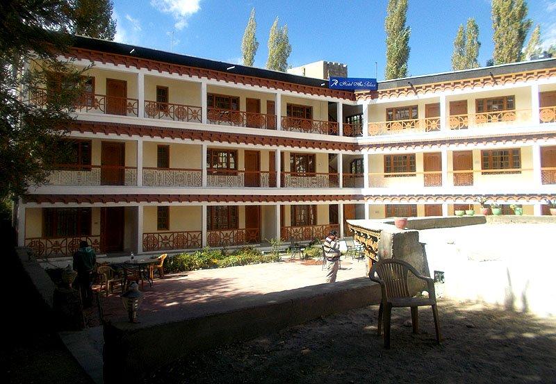 Hôtel Abu Palace