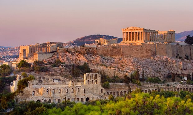 Acropolis ruins 16 km from the aprt.