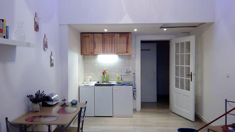 Get Prague Flat, holiday rental in Jesenice