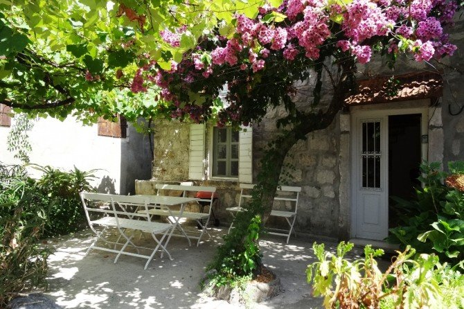 The Old Vine House Perast, vakantiewoning in Gemeente Kotor
