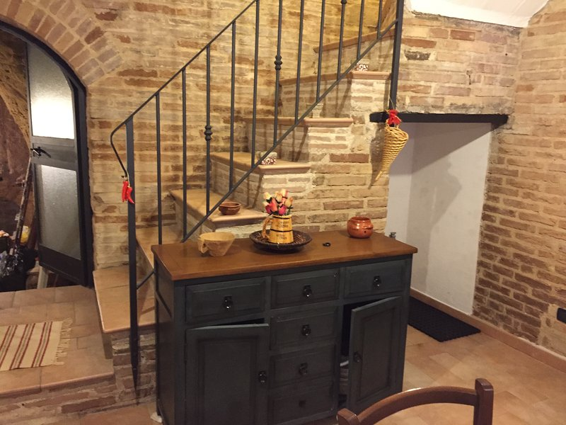 Relais Cuore Sabino appartament ponzano sorratte, vacation rental in Province of Rieti