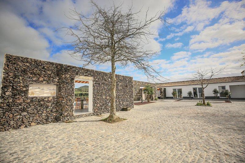 Quinta Das Giestas T1, Ferienwohnung in Rabo de Peixe