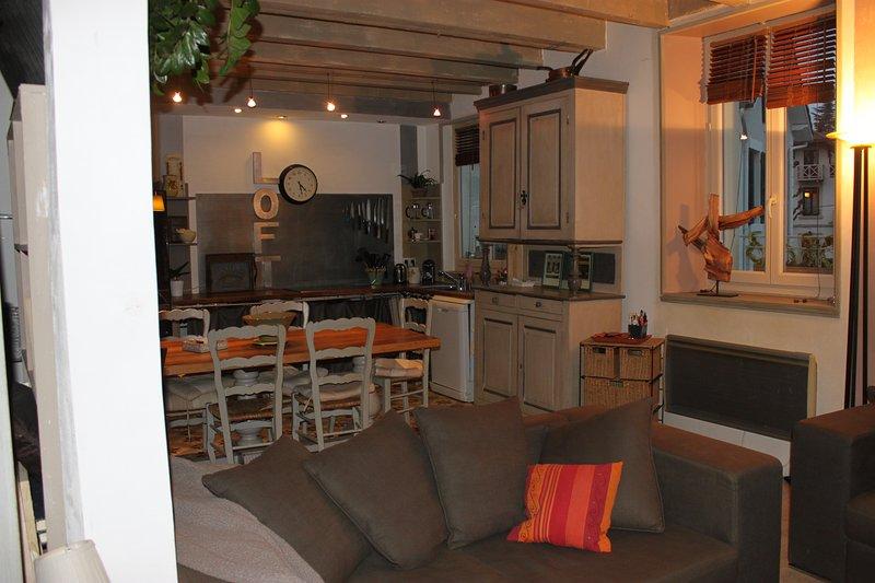 salotto 50 m2