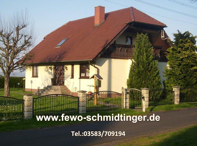 Ferienwohnung am Olbersdorfer See, holiday rental in Oybin