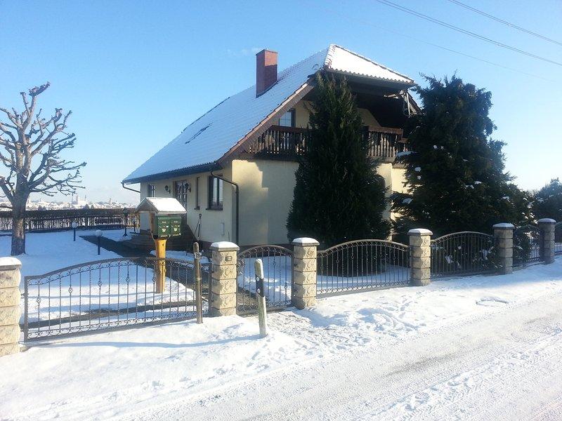 Appartement en hiver