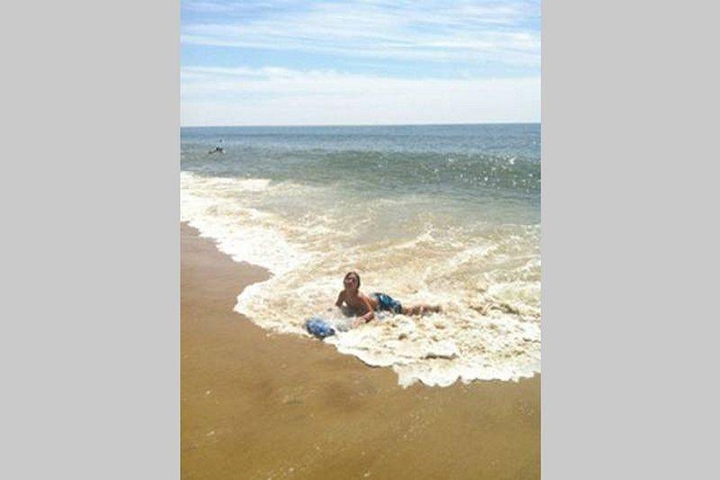 South Beach tem grandes ondas!