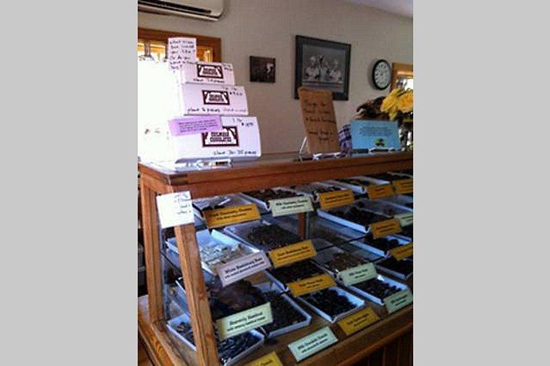 Chilmark Chocolates vale a viagem.