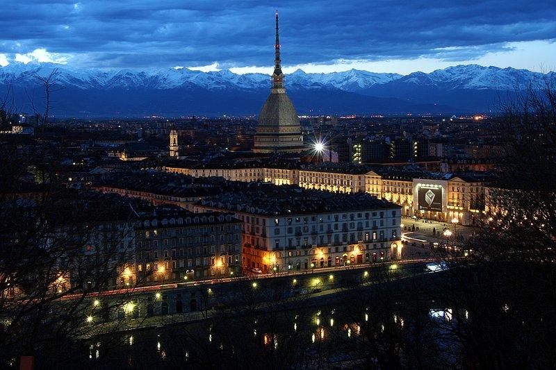 Mole Antonelliana di Torino By Night
