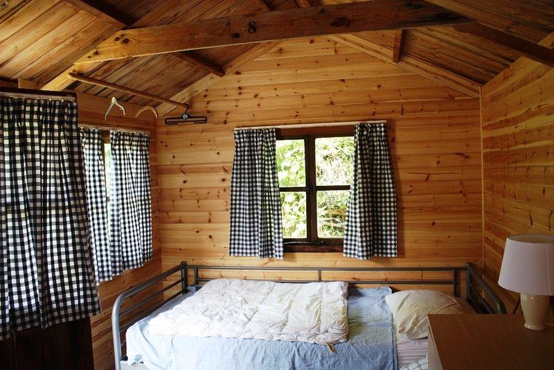 Summer house - inside