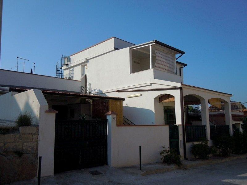 Appartamento Oasi p.t. a 50 metri dal mare, alquiler vacacional en Lido di Noto