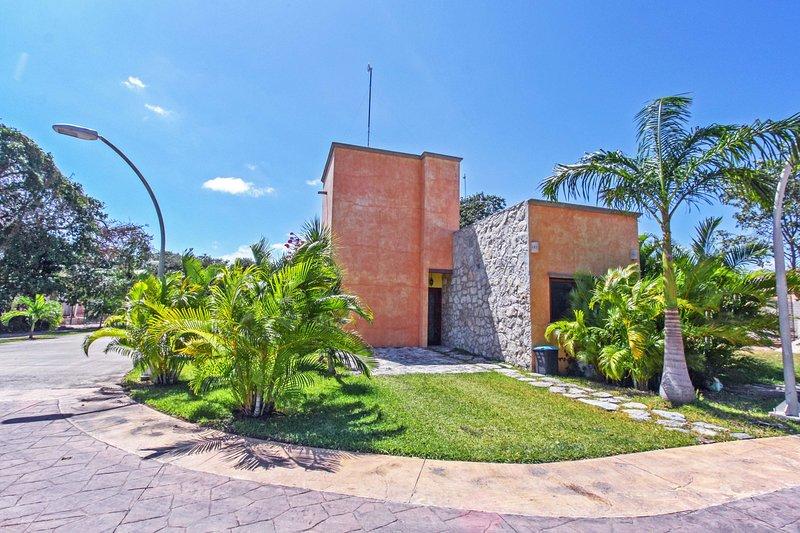 Casa Genea nel quartiere Hacienda del Rio dello Sviluppo El Cielo