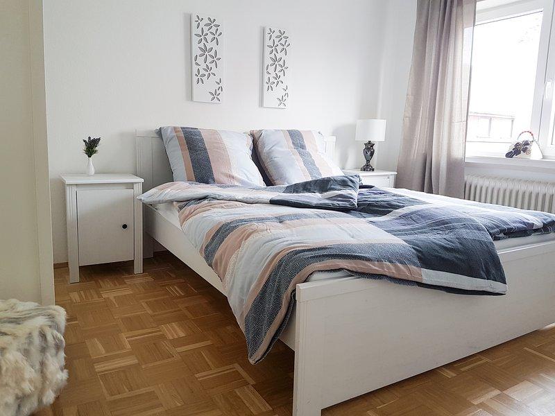 90m² Luxus- FeWo 'Tal' - DEIN HYGGELIG-HAUS!, vacation rental in Villmar