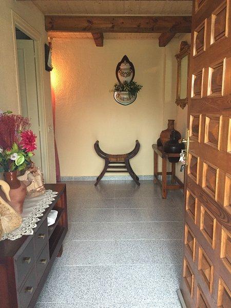 Casa de Vacaciones con encanto rural, vacation rental in Rascafria