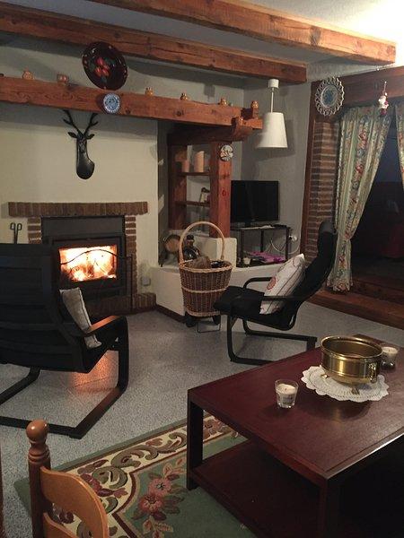 Cheminée Lounge