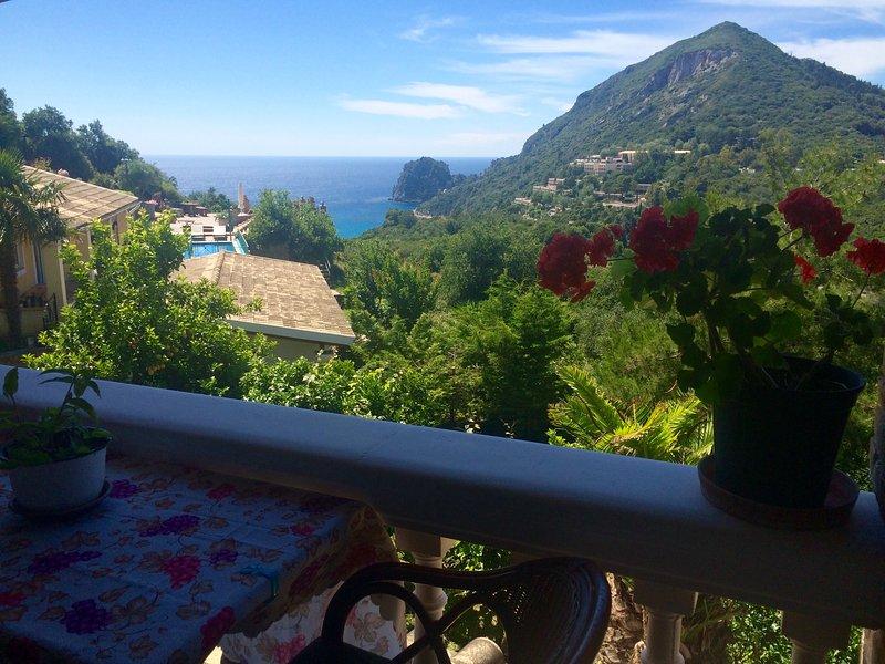 Ermones Penelope Bungalow, alquiler de vacaciones en Corfú