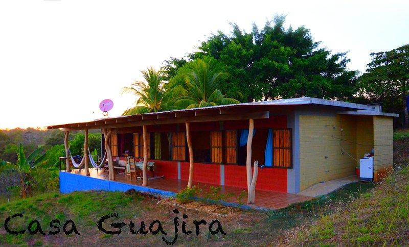 Casa Guajira Montezuma, Ferienwohnung in Montezuma
