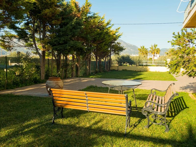 Hospitality in Mythical and Historical Peloponnese, holiday rental in Isthmia