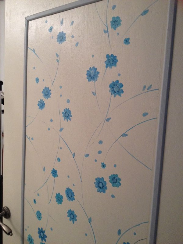 Decoration doors.