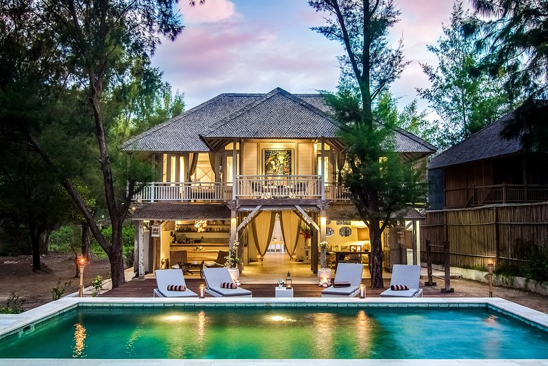 VILLA CORAL FLORA, vacation rental in Lombok